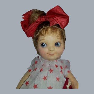 R. John Wright Little Miss Starstruck ~ UFDC souvenir 2019
