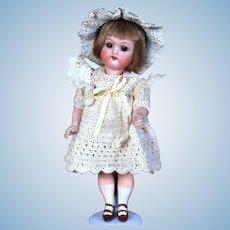 Kammer & Reinhardt Dollhouse doll on Mint Five Piece Body, 6.5 inches