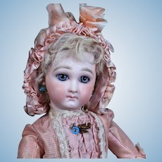 Premiere Jumeau Bebe Size 4, 12 inches, Classic Face!