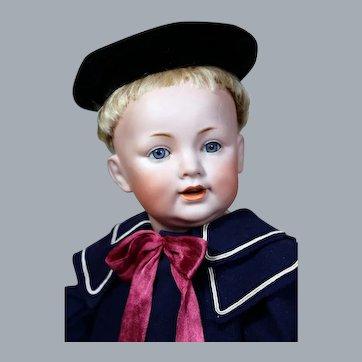 HTF Kestner 220 character Toddler with partial Kestner label, 16 inches