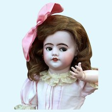 French Walking, Kissing, Crying SFBJ Doll, 22 inches