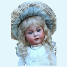 Uncommon Simon Halbig 120 Character ~ Open Mouth Mein Liebling Look alike, 21 inches