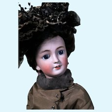 Simon & Halbig 1159 Elegant Edwardian Lady Doll ~ 25 inches