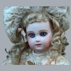Early Second Series Portrait Jumeau Bebe, 15 inches