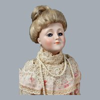 Uncommon size Kestner Gibson Girl, 15 inches