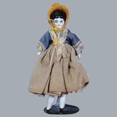 Dollhouse China Doll, 5 inches