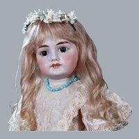Sonneberg Child Doll, 16 inches