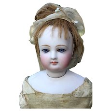 Beautiful Jumeau French Fashion Doll with issues, 16 inches