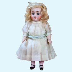 LARGE Kestner 150 All-Bisque Doll, 9 inches