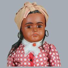 Bahr & Proschild 277 DEP in Original Ethnic Costume, 12 inches
