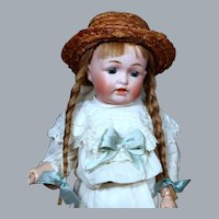 JDK 260  Character Toddler by Kestner, 12 inches