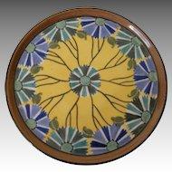 Art Deco Noritake Tea Tile Trivet