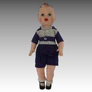 Vintage Ideal Uneeda Boy Sleep Eye Doll