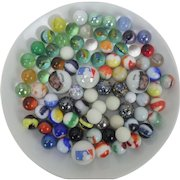 81 Vintage Marbles, Cardinals Jordan, MLB, cat's eye and more