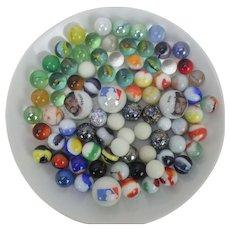81 Vintage Marbles, Cardinals Jordan, MLB, cat's eye and more