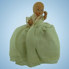 Nancy Ann Storybook Baby Doll Bisque