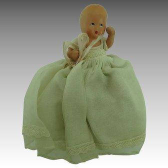 Nancy Ann Storybook Baby Doll Bisque