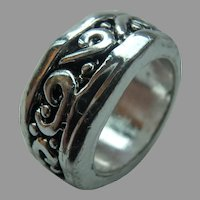 Silpada Sterling Charm Spacer