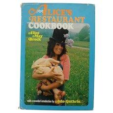 Alice's Restaurant Cookbook with Arlo Guthrie Recording