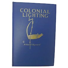 Colonial Lighting by Hayward, second edition, hardcover