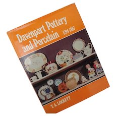 Davenport Pottery and Porcelain by Lockett, hardcover