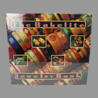 The Bakelite Jewelry Book by Davidov and Dawes
