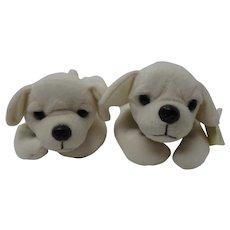 Vice-President Dick Cheney's Presidential Gift Stuffed Animal Plush DAVE Dog