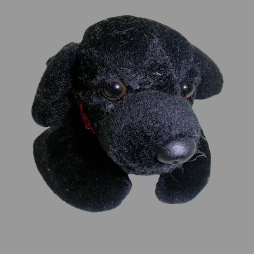 Vice-President Dick Cheney's Presidential Gift Stuffed Animal Plush Dog JACKSON