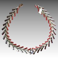 Stunning 200g Sterling Mexican Necklace