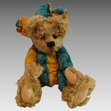 """Early Cotswold Limited Edition """" Jester """" Teddy Bear"""