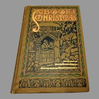 """1909 : """" The Book of Christmas """""""