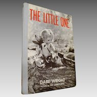 """1959 First Edition: """" The Little One """" by Dare Wright"""