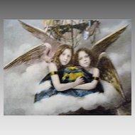 Charles Scolik:  Angelic RPP Christmas Postcard
