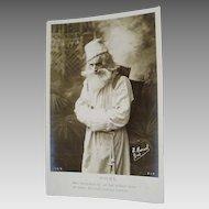 "Circa 1905: Saint Nicholas "" NOEL "" Complete RPP Set by Henri Manuel"