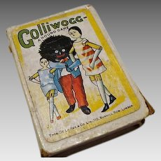 "1902: Original "" Golliwogg "" Card Game, Illustrtated by Florence Upton"