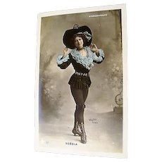 "Belle Epoque Dance Hall Star "" Moedia "" By Walery"
