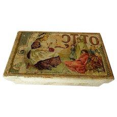 1880 : Mc Loughlin Bros. Doll Lotto Game