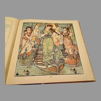 """1877 : First Edition,"""" Baby's Opera """" by Walter Crane"""