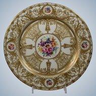 13 Royal Worcester Cabinet Plates c. 1920