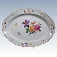 Meissen Large Platter