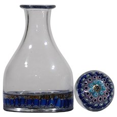 Walsh Walsh Paperweight Perfume Bottle