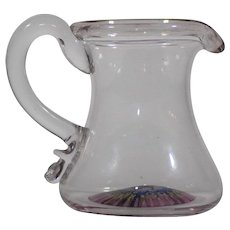 Walsh Walsh Small Paperweight Pitcher