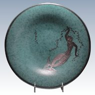 Gustavsberg Argenta Pottery Charger