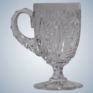 Baccarat Conde Footed Glass