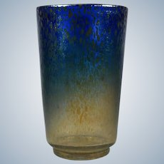 "Loetz ""Papillon"" Art Glass Vase"