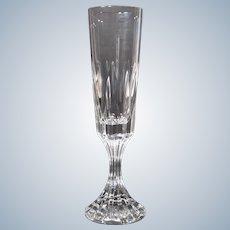 Baccarat Fluted Champagne D'Assas
