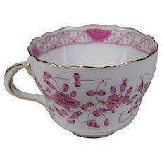 Meissen Oriental Flowers Cup
