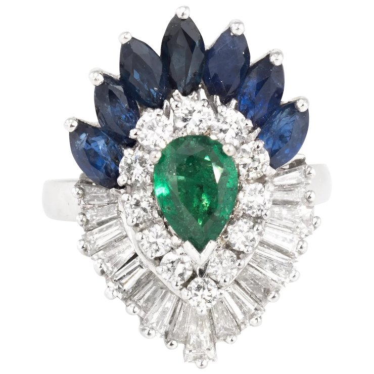 ruby emerald gold jewelry sapphire watch estate ring levian diamond