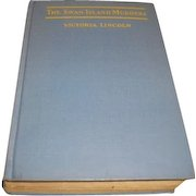 1930 The Swan Island Murders by Victoria Lincoln