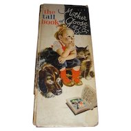 First Edition 1942 The Tall Book of Mother Goose.